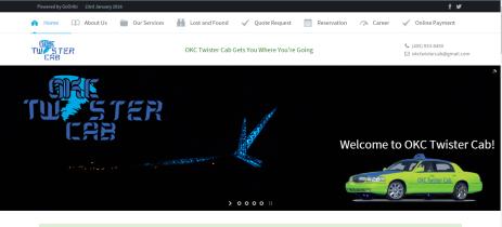 OKC Twister Cab